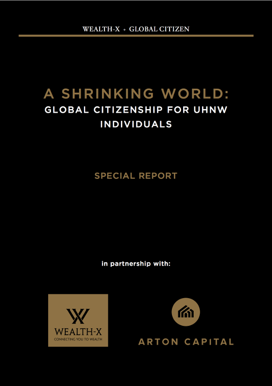 A Shrinking World: Global Citizenship for UHNW Individuals