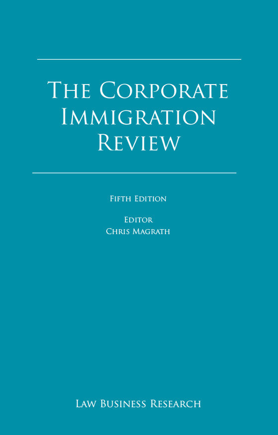 Corporate Immigration Law Review – 5th Edition