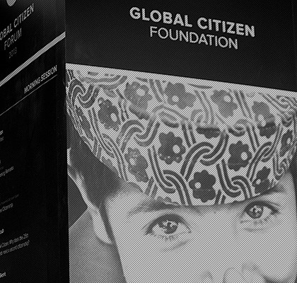 GLOBAL CITIZEN FOUNDATION