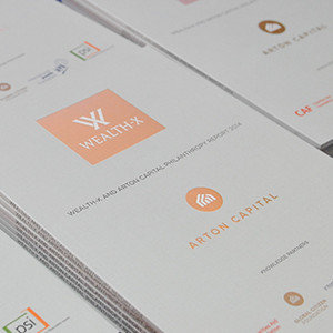Wealth-X and Arton Capital Philanthropy Report 2014