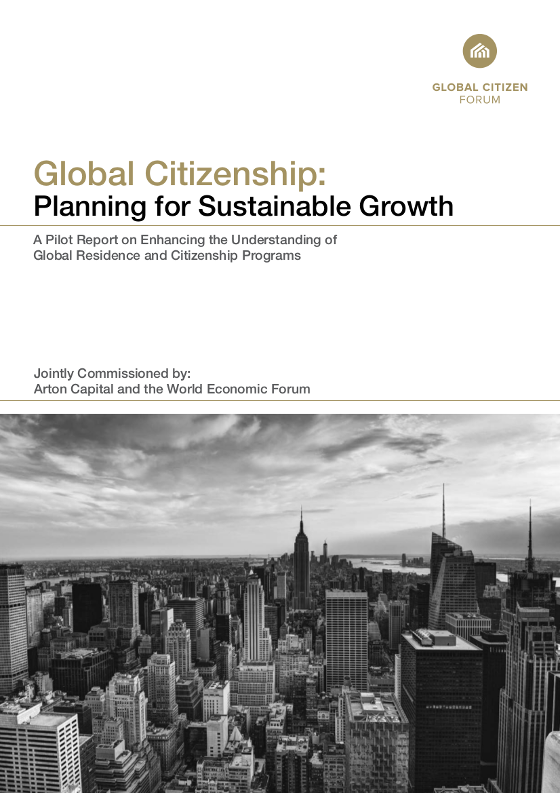 Global Citizenship: Planning for Sustainable Growth