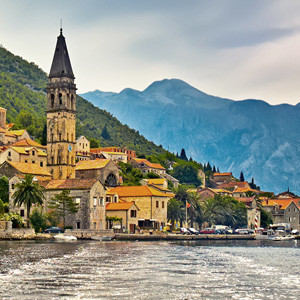 Montenegro is on the move