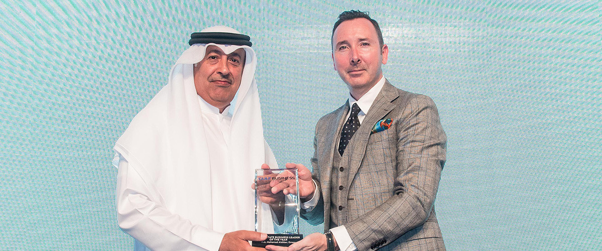 Arton Capital honors Emaar, Masdar at the 2016 Gulf Business Awards