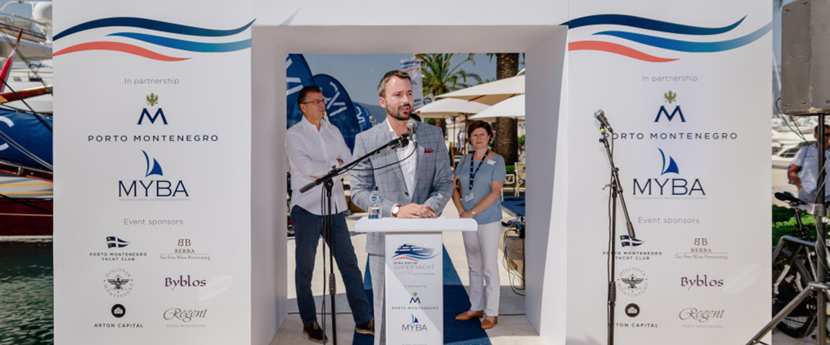 Arton Capital at MYBA Pop-Up Superyacht Show in Montenegro