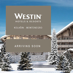 Westin groundbreaking in Kolasin, Montenegro