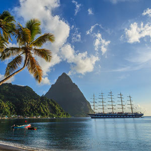 Saint Lucia improves CIP's competitiveness
