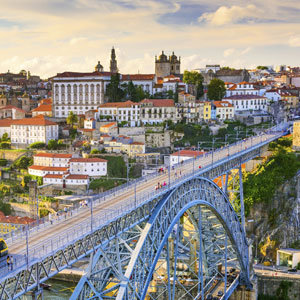 Porto, Portugal Voted Best Destination in Europe