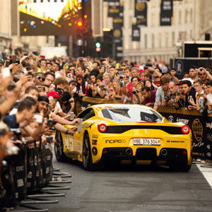 Arton Capital to Race for Gumball 3000 Glory