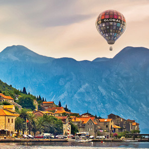 World leaders, celebrities, musicians and philanthropists join Global Citizen Forum at Sveti Stefan Aman Resort in Montenegro on October 19 and 20