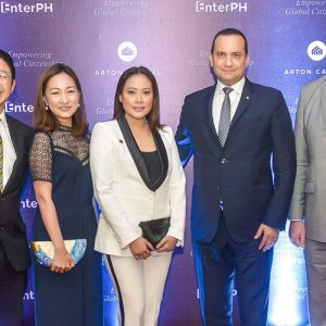 Arton certifies new partner EnterPH as it gains foothold in Asia