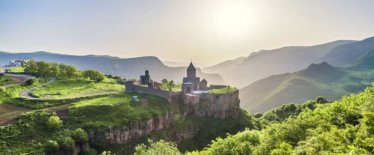 Armenia Becomes The Economist's 'Country of the Year'