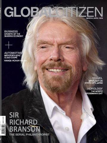 Global Citizen Magazine ISSUE 47