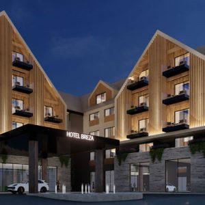 Hotel Breza to Lay Foundations in Kolašin