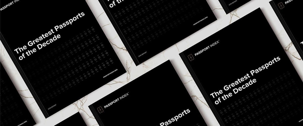 The Greatest Passports of The Decade