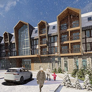 Montenegro's Latest Approved Development in Kolasin