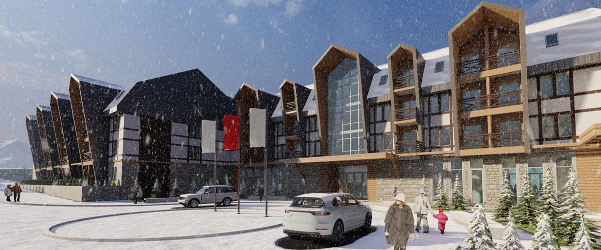 Montenegro's Latest Approved Development in Kolasin