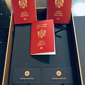 Family from China Become Citizens of Montenegro