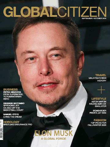 Global Citizen Magazine ISSUE 54