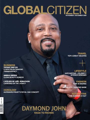 Global Citizen Magazine ISSUE 55