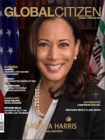 Global Citizen Magazine ISSUE 56