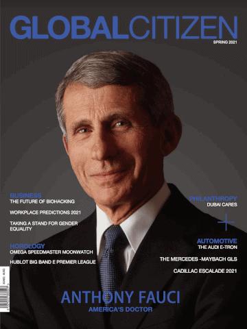 Global Citizen Magazine Issue 57