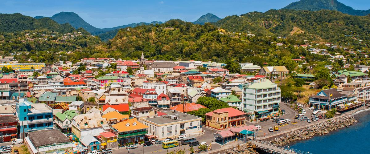 Dominica Launches New Biometric Passport